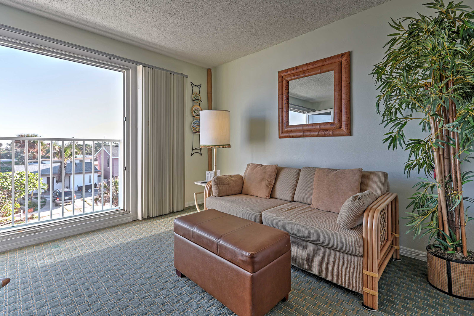 Suite living area, Melbourne FL resort