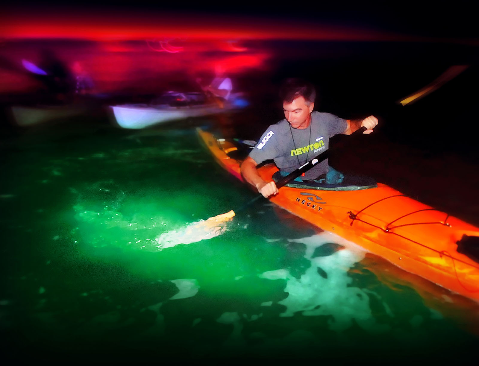 Bio-Luminescence Kayaking Tours