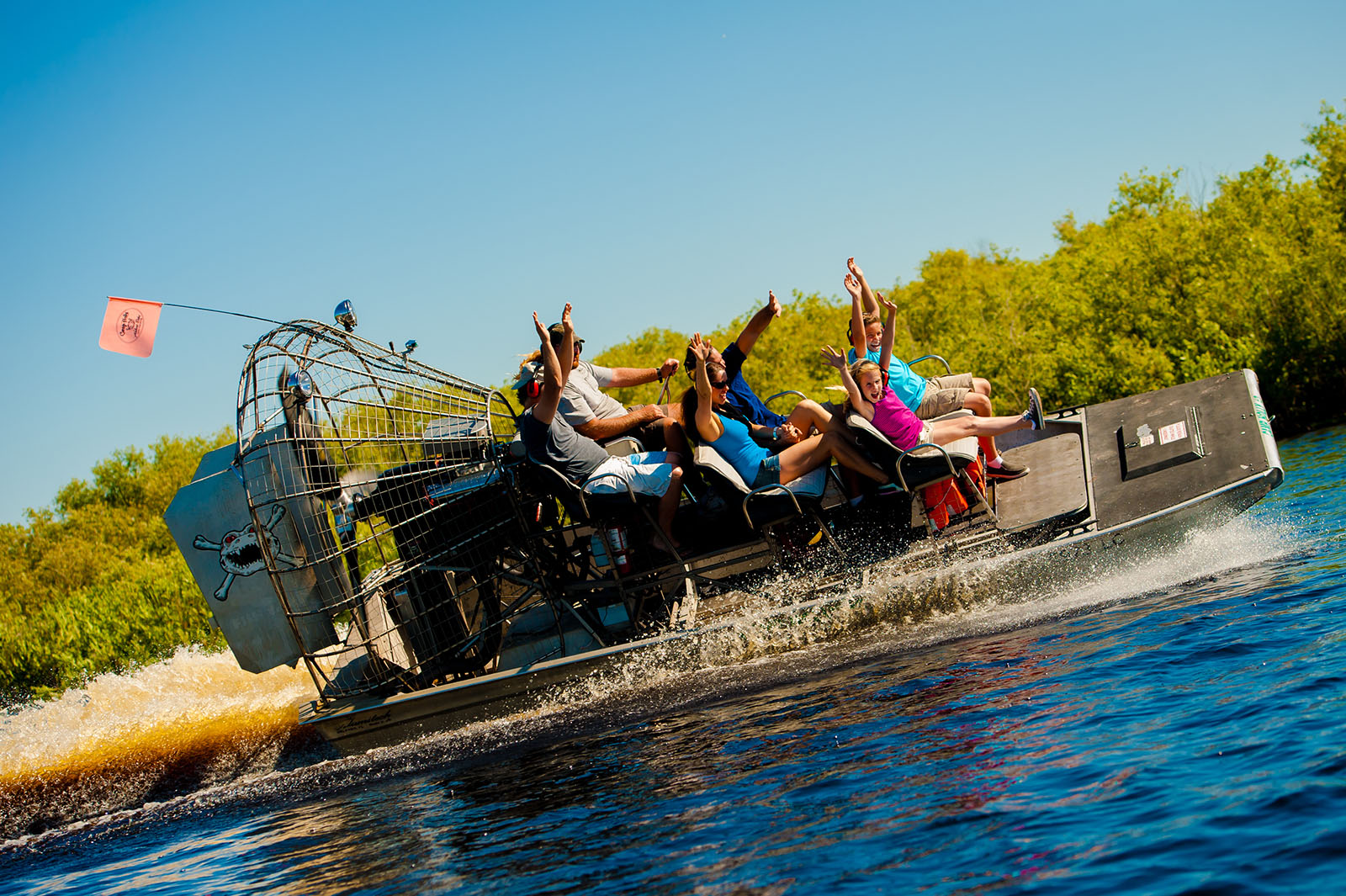 Airboat Rides in Central Florida