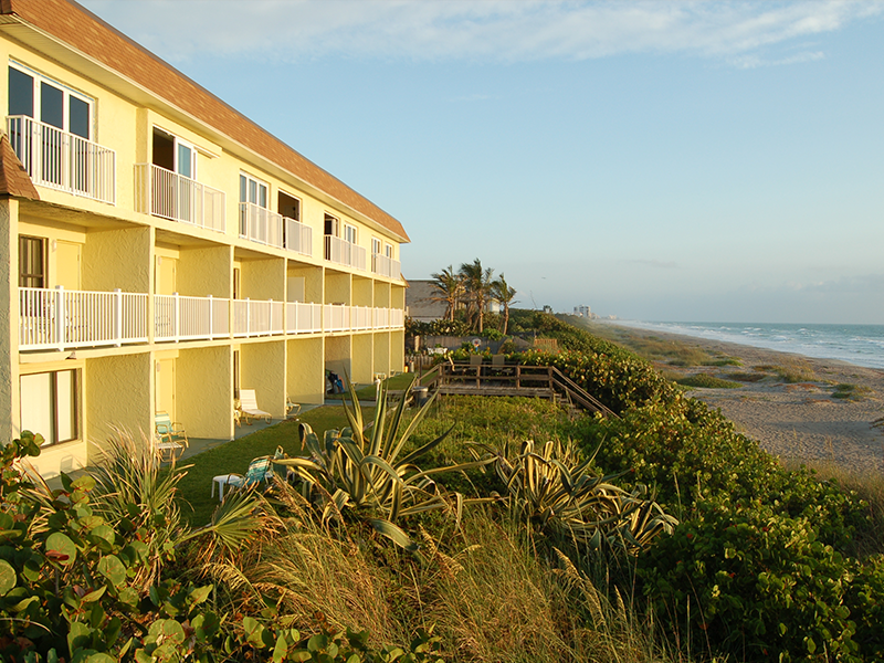 Oceanfront Melbourne FL beach resort