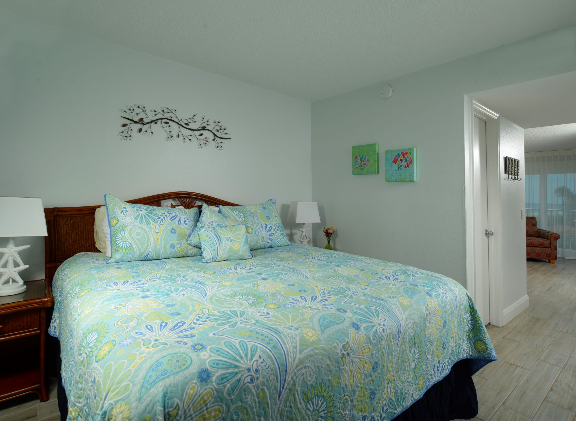 Spacious Suites at Tuckaway Shores