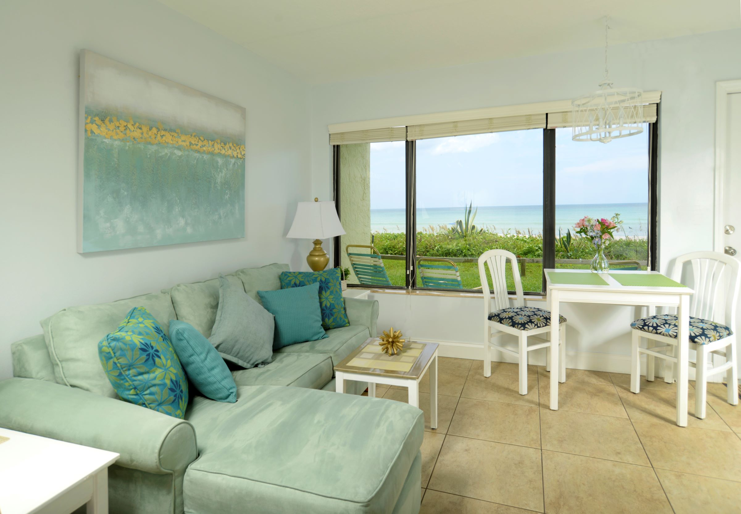 1st Floor Ocean Front King Suite